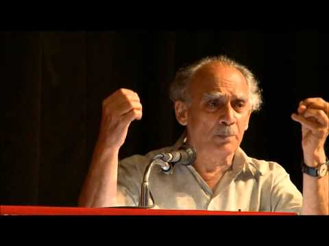 Arun Shourie lecture