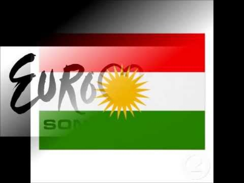 EUROVISION 2014 denmark with Kurdistan