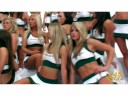 "University of Oregon Cheerleader Photo Shoot ""Behind the Scenes"" U of O"