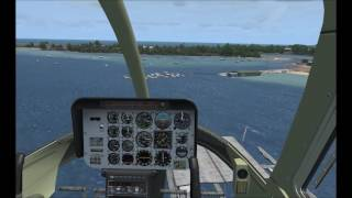 Block Island Chopper Flight in FSX