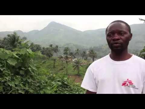 DR Congo: Measles vaccination in Bunyakiri