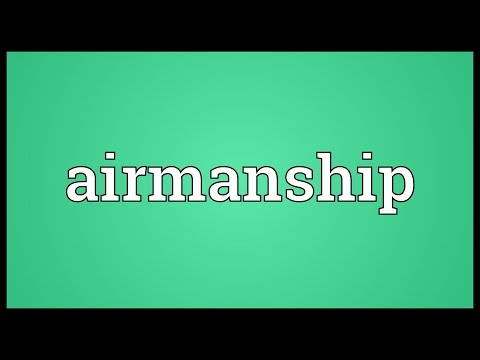 Header of Airmanship