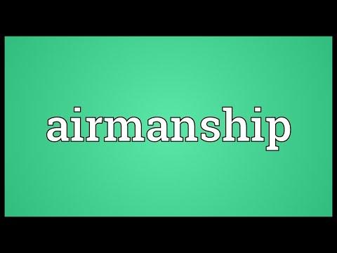 Header of Airmanship