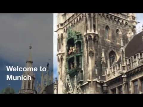 Welcome to Munich!