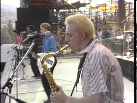 The English Beat: Live At The US Festival - Mirror In The Bathroom...