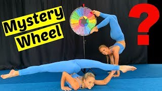 MYSTERY WHEEL CHOREOGRAPHY CHALLENGE!!!