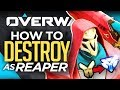 Top 5 Reaper Tips To Rank Up Fast Overwatch Guide mp3