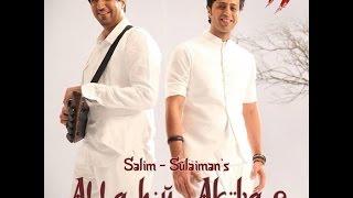 Salim Sulaiman | 'Allahu Akbar' Official Music Video (2014)