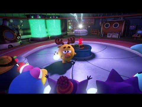 Пин-код - День Биби [HD] (Смешарики - познавательные мультики для детей)