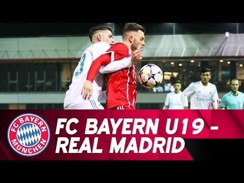 Highlights UEFA Youth League: U19 unterliegt Real Madrid in großartiger Partie mit 2:3 thumbnail