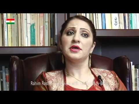 Rahim Rashidi's interview with Kurdish lady Bano