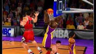 NBA Showtime NBA On NBC Gold Edition - ARCADE - MAME - L.A. Lakers - O'Neal & Bryant