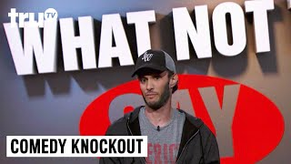 Comedy Knockout - What Not to Say: When You