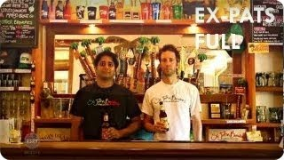 """Quit your office job and move to paradise to make beer?!"" 