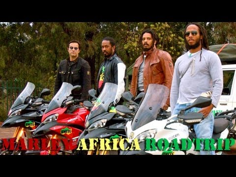 Ziggy Marley - Marley Africa Roadtrip