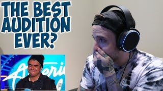 Alejandro Aranda BEST AMERICAN IDOL BEST AUDITION Reaction