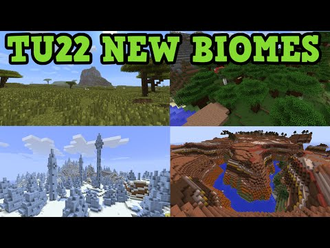 Minecraft Xbox 360 + PS3 - Title Update 22 Features NEW Biomes Release Date Estimate