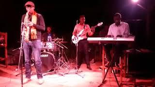 Sage The Drummer - Q-Jazz  Band with Sage the Drummer