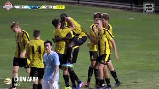 3rd v 4th Playoff Brisbane City v Moreton Bay Utd
