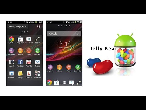 Скачать Android 4.2 Jelly Bean Для Sony