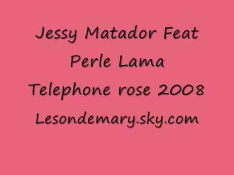 Jessy Matador Feat Perle Lama - Telephone rose 2008