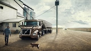 Volvo Trucks - The new Volvo VNR - A street smart truck designed specifically for regional haul.