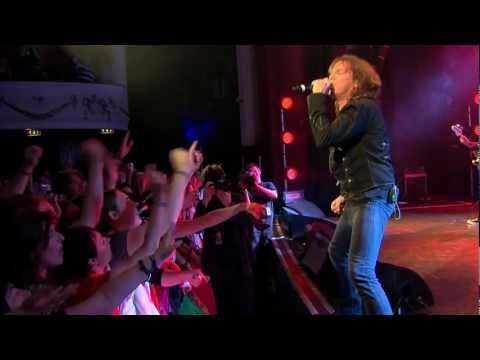 EUROPE - Live! At Shepherd's Bush, London (2011)