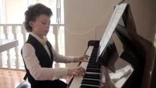 Frankie Kogan Grade 3 AMEB Piano exam