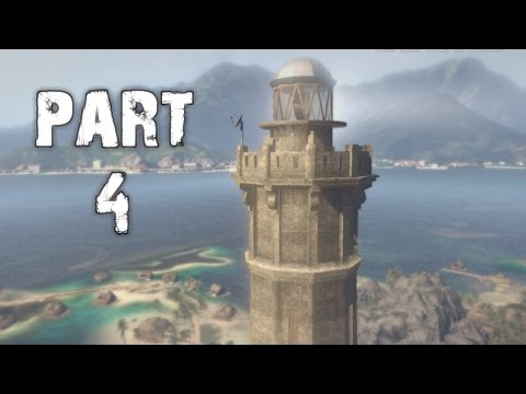 The FGN Crew Plays: Dead Island Part 4 - Powering the Lighthouse (PC)