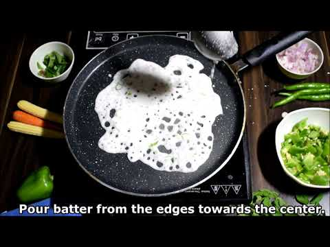 Best Rava Dosa Recipe | Home Made Rava Dosa Making | Cooking Videos In Telugu | Kitchen Food Factory