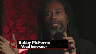 Bobby McFerrin Vocal Lesson on Q TV