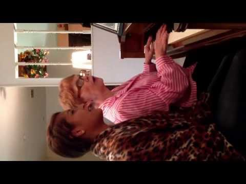 That's My Lovely Mother In Law Playing The Piano!!!! I Love Her!!! video