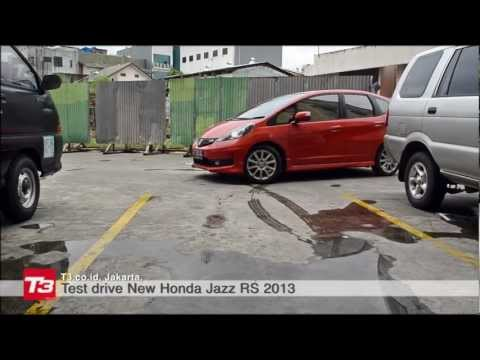 Test Drive Honda New Jazz RS 2013
