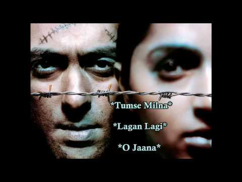 Tere Naam - Tumse Milna, Lagan Lagi, O Jaana (click On The Songs) video