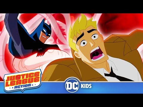 Justice League Action   Magic Mixup   DC Kids