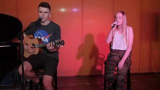 Ania Szurman & Łukasz Żwak  - Blame it on me (George Ezra cover)