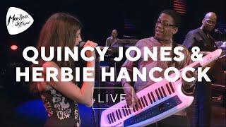 Quincy Jones Herbie Hancock Watermelon Man Experience Montreux 1080p Hd