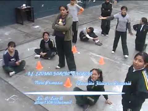 Juegos, tareas y actividades Perceptivo_Motrices: Educación Física en Primaria