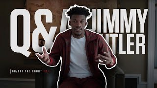 Q&A with Jimmy Butler Episode 1