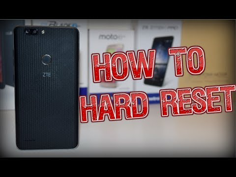 How To Reset ZTE ZMax Pro Z981 - Hard Reset And Soft Reset | Learn