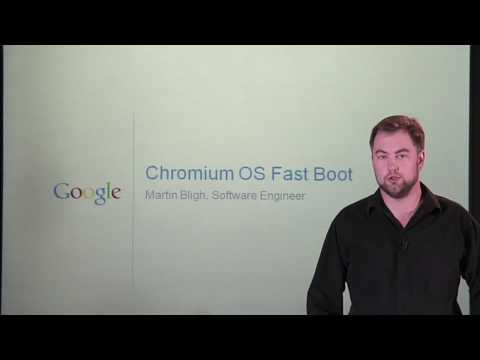 Chromium OS Fast Boot