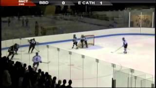 2013 CIAC D2 Boys Hockey Championship Semfinal - East Catholic vs. Brookfield-Bethel-Danbury