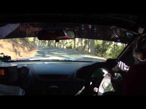 Mazda Motorsport RX8 SP Targa Tasmania 2011