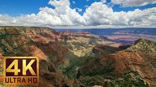 Grand Canyon National Park film trailer with Music in 4K UHD