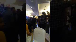 College farewell party Civil engineering royal cafe Lucknow  dance with desi songs bhojpuri