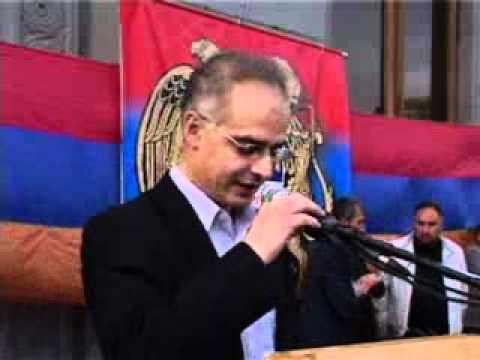 Լեւոն Զուրաբյանի ելույթը 8.05.2012