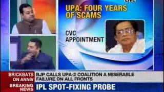 UPA-2 turns 4 today, BJP hits out - part 2