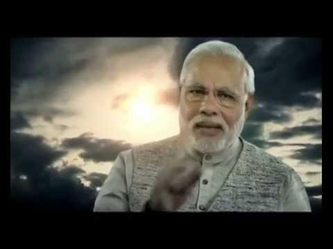 BJP's Anthem for Lok Sabha Election 2014: Saugandh Mujhe Is Mitti Ki Mai Desh Nahi Mitne Dunga