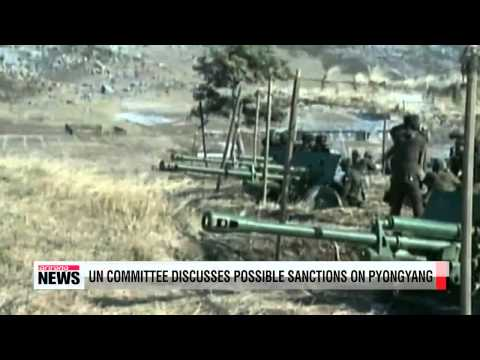 UN sanctions committee holds emergency meeting on North Korea missile launches