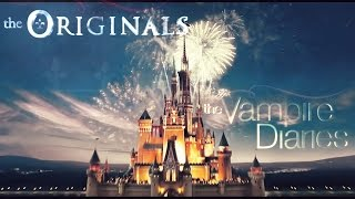 TVD/TO - Disney Mashup